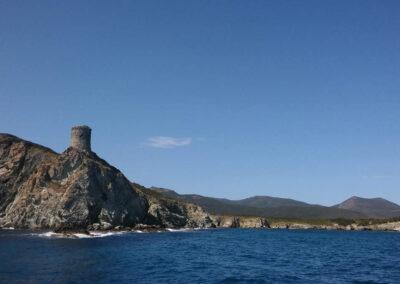 Elba – Korzika